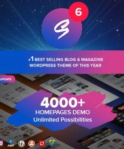 Soledad-Multi-Concept-Blog-Magazine-News-AMP-WordPress-Theme